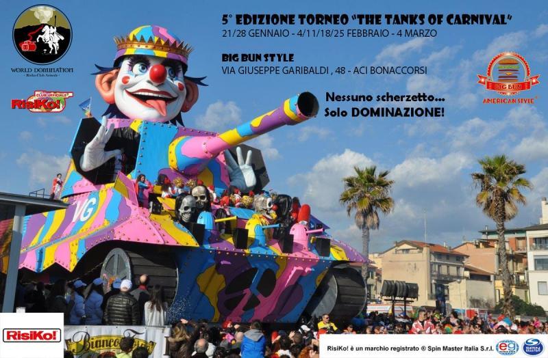 Clicca sull'immagine per ingrandirla.  Nome:   tanks of carnival 2019.jpg Visite: 149 Dimensione: 86.7 KB ID: 149733