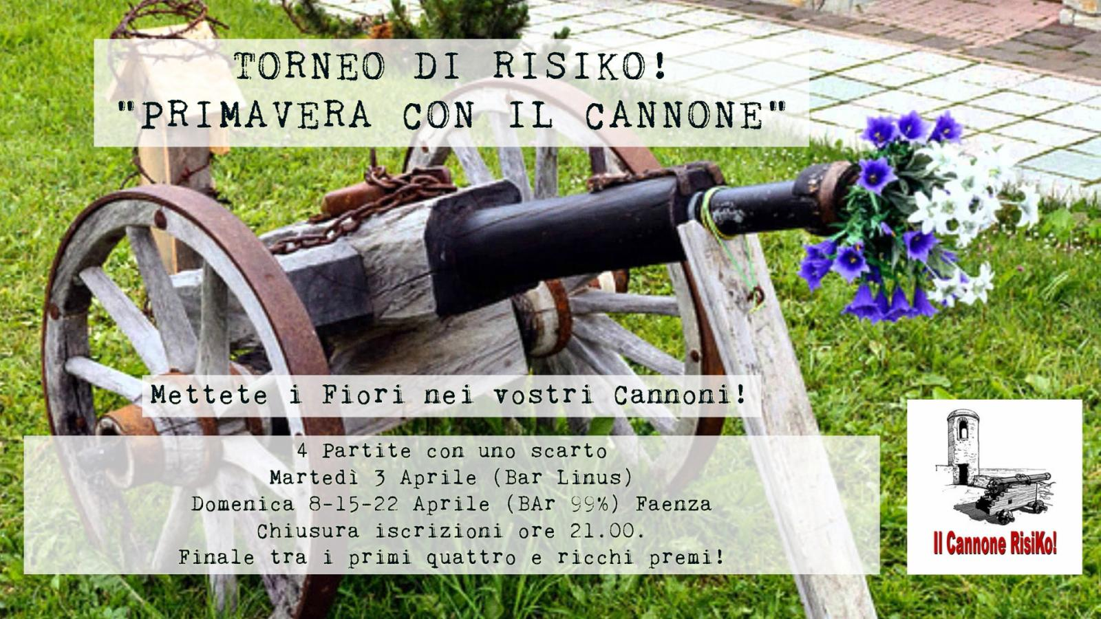 Nome:   PrimaveraConIlCannone2018.jpg Visite:  309 Grandezza:  251.6 KB